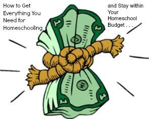 homeschool budget