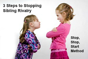 homeschool sibling rivalry