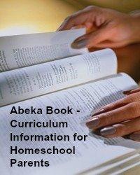 abeka book homeschool curriculum information. Black Bedroom Furniture Sets. Home Design Ideas