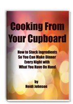 healthy meals cookbook