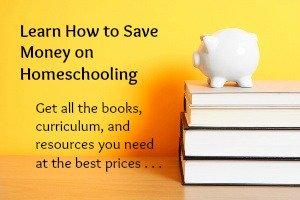 save money on curriculum