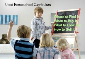 used homeschool curriculum