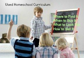 used homeschool curriculum